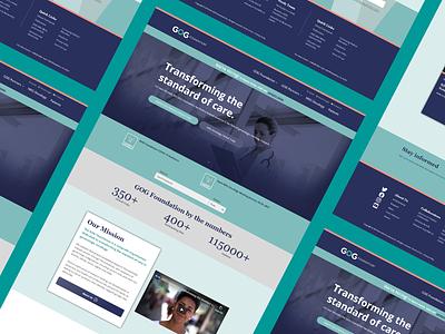 GOG website ui webdesign website design website