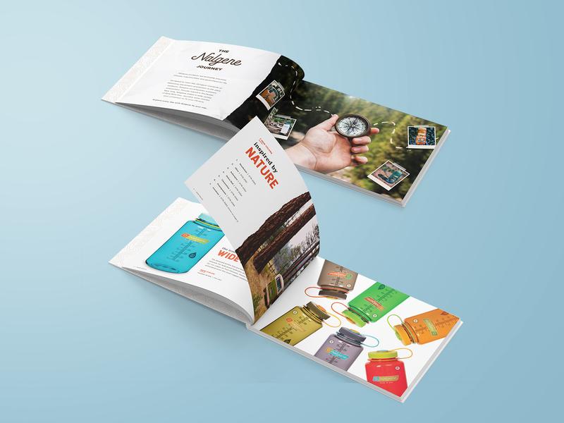 Nalgene product catalog catalog print