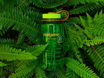 Nalgene Sustain logo and bottle logo branding bottle nalgene
