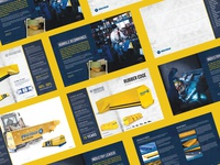Pro-Tech product catalog design print design catalog print