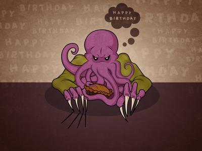 Monsters have birthdays