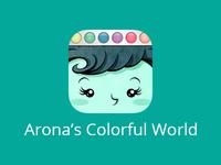 Arona's Colorful World App