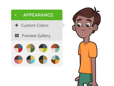 Appearance Options