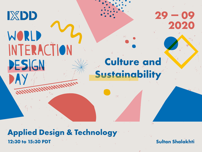IXDD official announcment interaction design ixdd