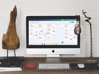 Workspaces web applications ux ui