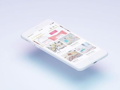 e-pharmacy mobile app ui ux