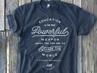 Education print