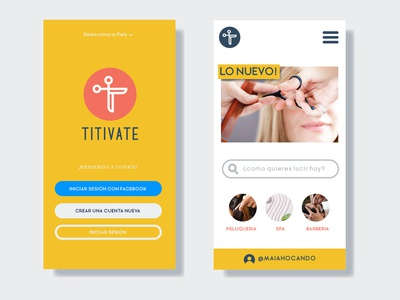 Preview Titivate App