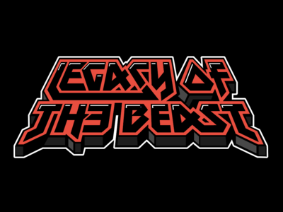 Logo Legacy of the beats