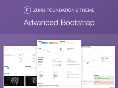 Advanced Bootstrap
