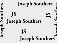 Joseph Southers Cleaning Logo