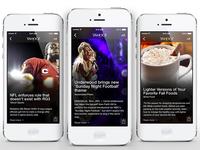 Yahoo App for iOS
