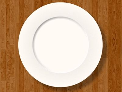 empty plate plate icon empty