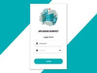 Login - Survey App