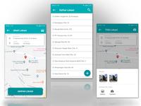 Map UI - Survey App