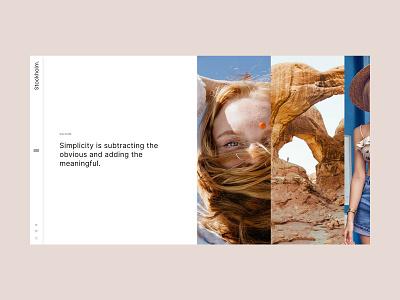Stockholm - Horizontal Photography Portfolio white