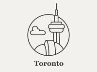 Toronto City Icon