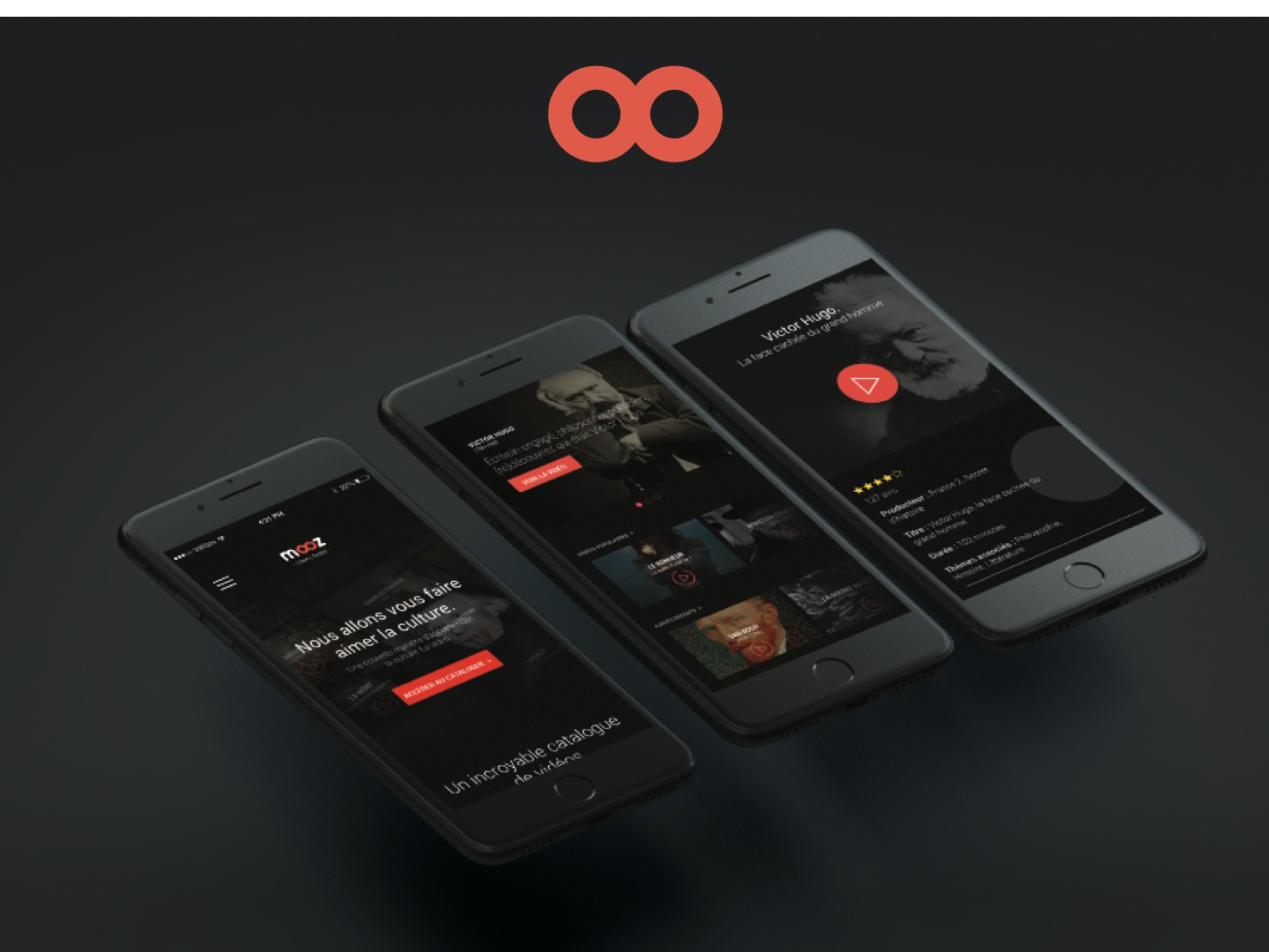 Mooz Clever Faster Video E Learning App By Clément Bruat