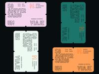 MX Subway Ticket