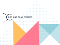 Dog and Pony Studios Graphics