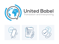 Translation & interpreting - Branding & Illustration