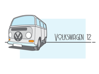 Volkswagen T2 Illustration