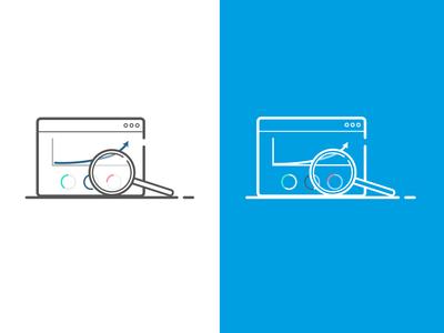 Seo Software Illustration
