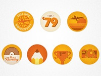 Full Sail University Buttons
