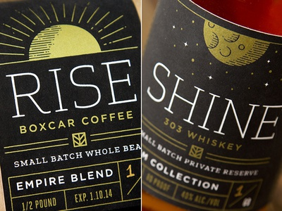 IMM Holiday Labels