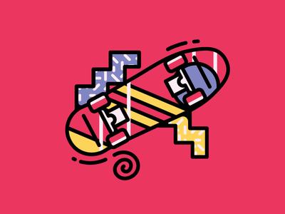 Kickflip: Google Sticker Set
