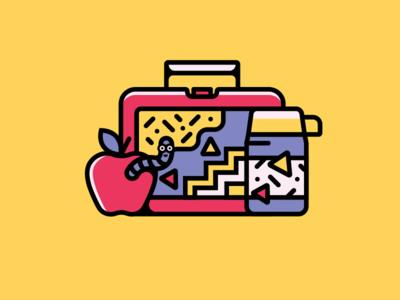 Lunchbox: Google Sticker Set