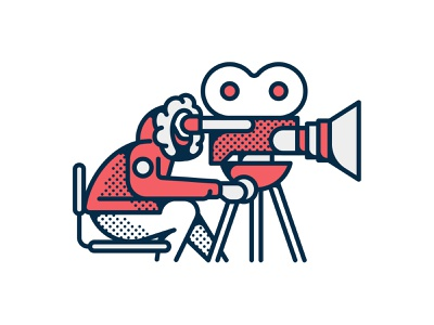Canada Goose Illustration editorial outdoors film icon illustration