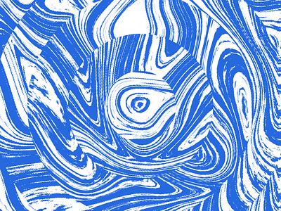 Pattern Experimentation mixed illustration pattern