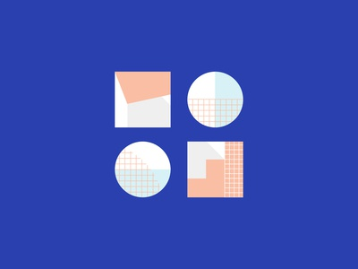 Mixpanel Events tech event design illustration branding