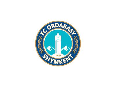 Ordabasy Football Club city shymkent kazakhstan south mountain fc sport emblem logo design club football