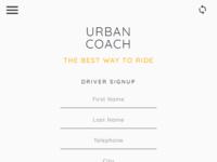 Uber clone.bubbleapps.io app driver iphone 6