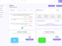 Uikitdashboard   widgets