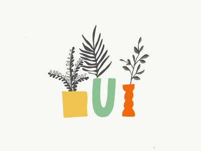 Plant pals ✨ digital illustration