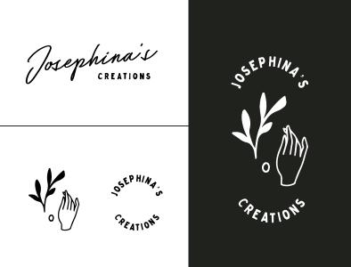 Josephina's Creations Logo Round 1