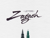 Zagach Letters