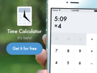 Time Calculator is here!