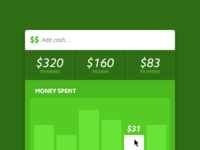 Tracking Cash