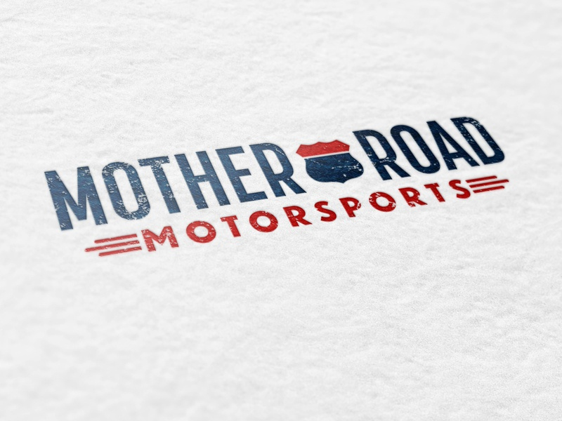 Mother Road Motorsports Branding website design graphic design brand identity logo design branding design branding