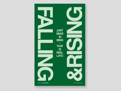 FALLING & RISING