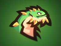 Brutosaur Mascot