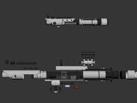 Light saber Model