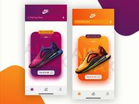 Nike - AR App Concept