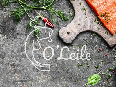 O'Leile Logo (Rejected Concept)
