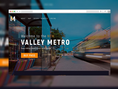 Valley Metro Redesign icon blue app website web vector typography type minimal lettering illustrator illustration identity graphic design design clean character branding brand art