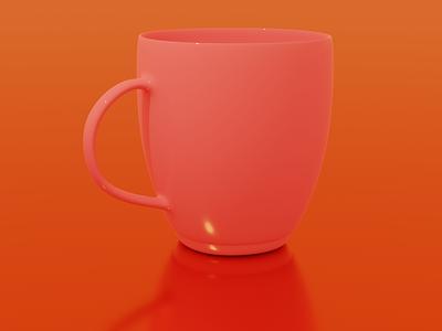 Mug 3D 3d blender3d design mug design blender3dart blender b3d